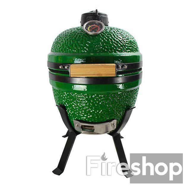 Kamado BBQ kerámia grill kerti sütéshez