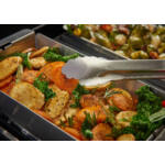Broil King rozsdamentes grill wok