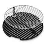 Broil King KEG multifunkcionális rácskiemelő (KEG grillsütőhöz)