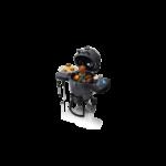 Broil King KEG 5000 faszenes grillsütő és füstölő