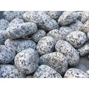 Kandalló dekorációs kő 1kg gránit (30-60mm)