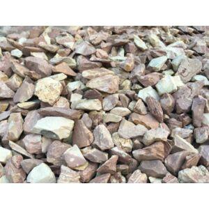 Kandalló dekorációs kő 1kg porfír (16-32mm)