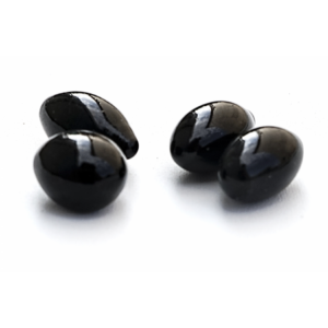 Kandalló dekorációs kő 1kg fekete üveg