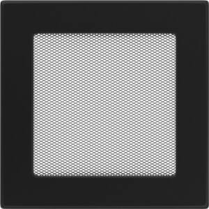 Kandalló szellőzőrács 17x17 cm