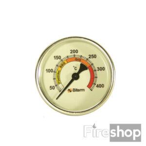 Grill hőmérő 0-400˚C-os, 6cm-es