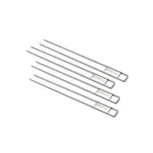Broil King rozsdamentes dupla acél nyárs (4 db)