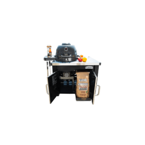 Broil King KEG 2000 faszenes grillsütő és füstőlő+CABINET