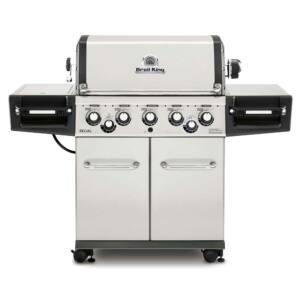 Broil King Regal S 590 Pro kerti gázgrill