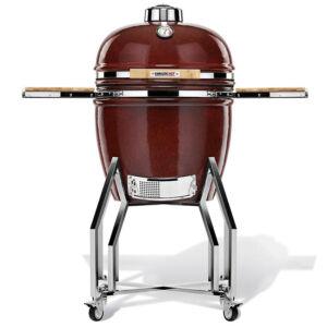 "Kamado Chef 19"" kerámia grill (piros)"