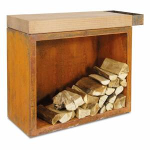 OFYR Butcher Block Storage 45-90-88 (hentesblokk és fatároló)