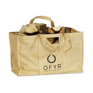 OFYR tűzifa tartó táska
