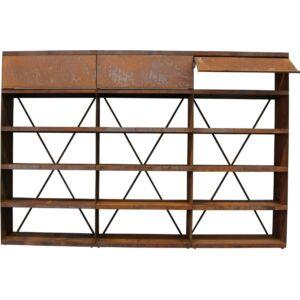 OFYR Wood Storage 300 (fatároló)
