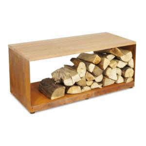 OFYR Wood Storage Bench (tűzifa tároló pad)