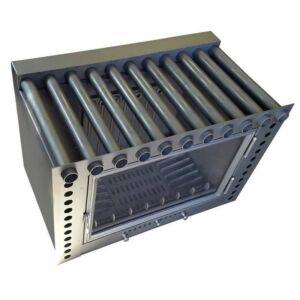 Pilis-Box légfűtéses kandallóbetét nyitott kandallóba