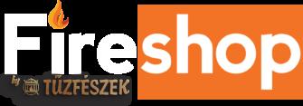 Fireshop webáruház - Kandallók, tűzterek, kiegészítők