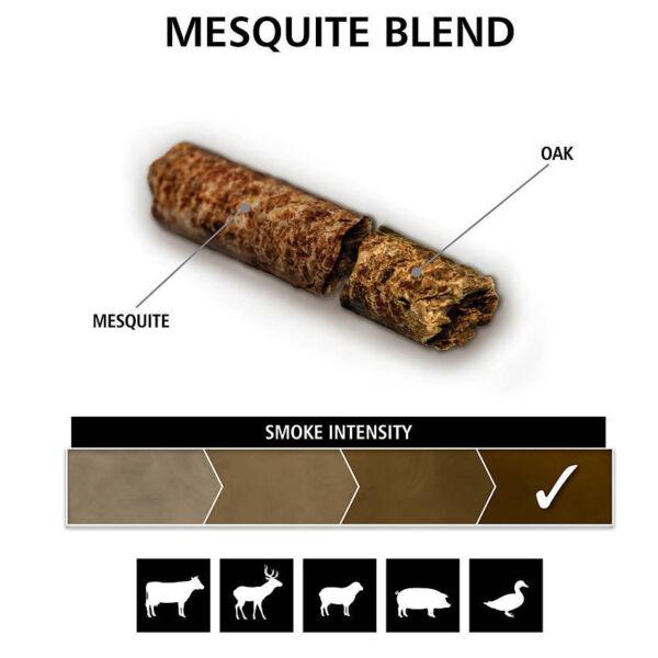 Broil King Smoke Mesquite Blend pellet (9 kg)
