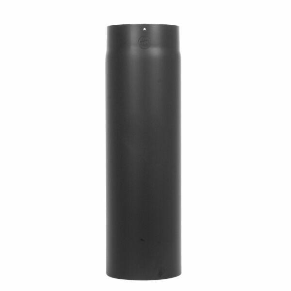 Füstcső, kályhacső 120 mm x 500 mm