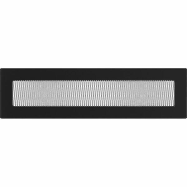 Kandalló szellőzőrács 11x42 cm