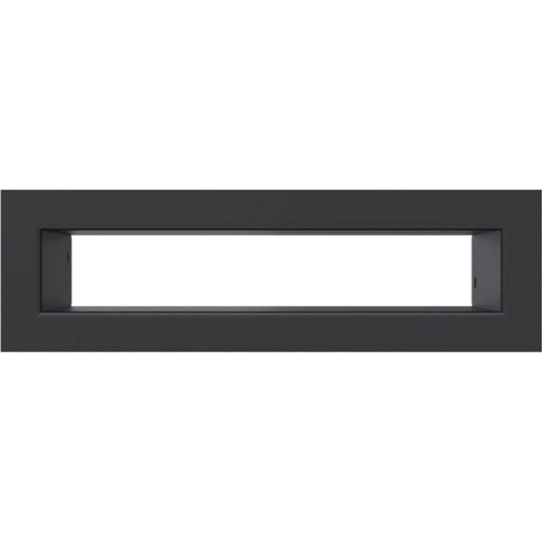 TUNEL minimal kandalló szellőzőrács 6x20 cm (hátfal nélkül)