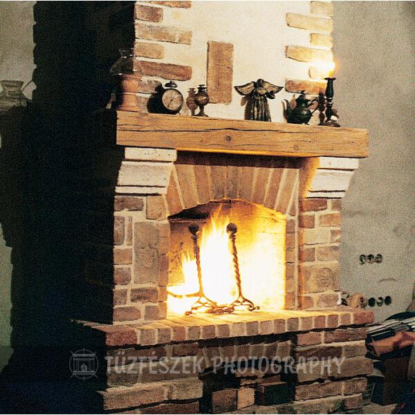Medoc nyitott tűzteres kandalló