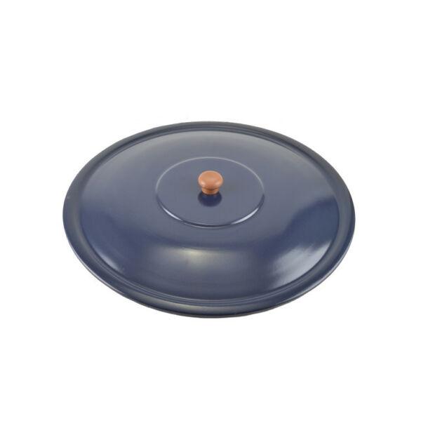 Zománcozott vas üstfedő (64 cm)