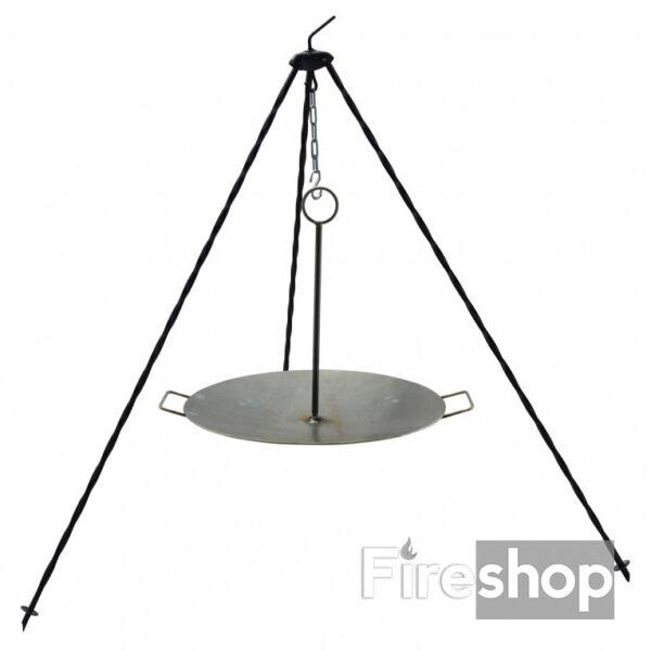 Függeszthető vas grill tárcsa - borona tárcsa - 60cm