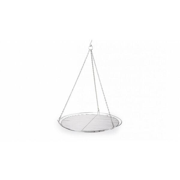 Grillrács 50 cm + lánc (11423)