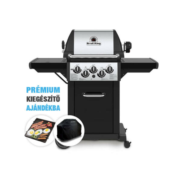 Broil King Monarch 390B kerti gázgrill