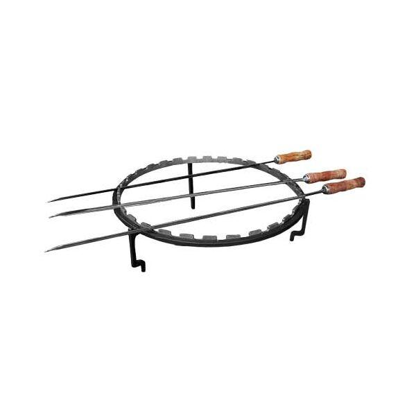 OFYR Horizontal Skewers Set XL (vízszintes nyárs szett)