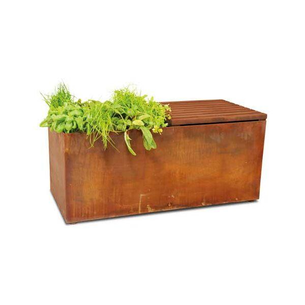 OFYR Herb Garden Bench (kerti pad, fűszernövény termelésére)