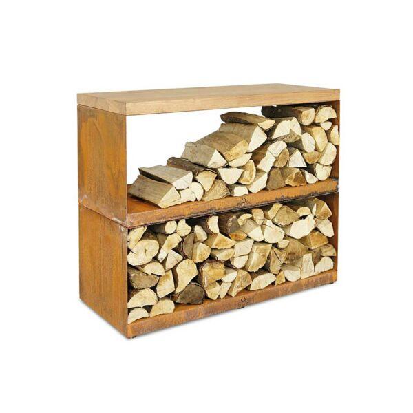 OFYR Wood Storage Dressoir tűzifa tálalószekrény